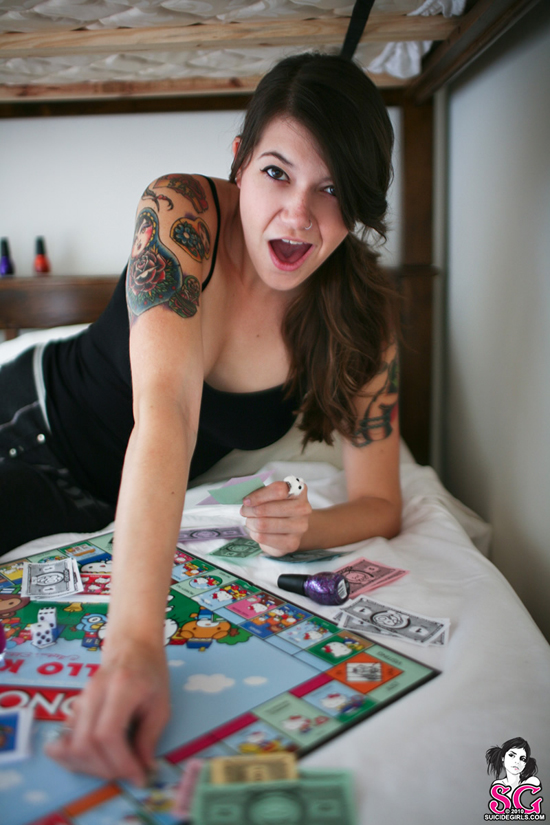 Excellent suicide girls rambo nude consider